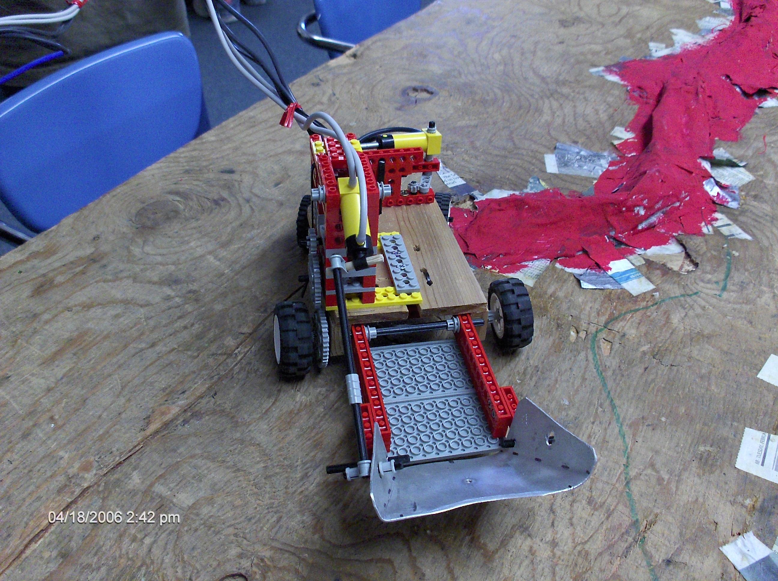 mars rover school project - photo #11